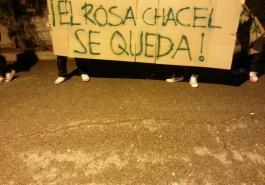 IES Rosa Chacel se queda